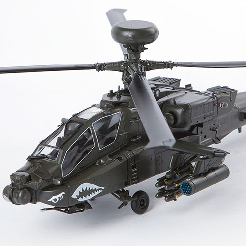 "[1/72] 12551 U.S.Army AH-64D Block II ""Late Version"""