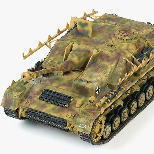 [1/35] 13522 German StuG IV Sd.Kfz.167 [Ver.Early](Released Jul,2018)