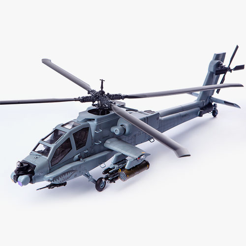 "[1/35] 12129 AH-64A ANG ""South Carolina""(Released May,2020)"